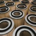 Filtros industriais para cabines de pintura